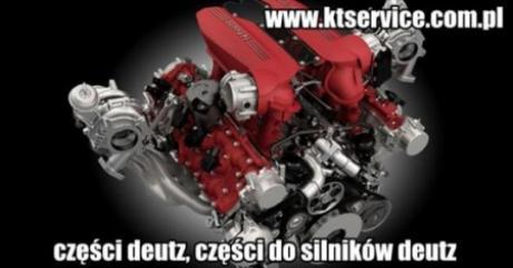 hurtownia części deutz, silniki, magazyn części