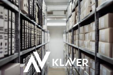 Magazyn z dekoracjami lub elektroniką- Holandia