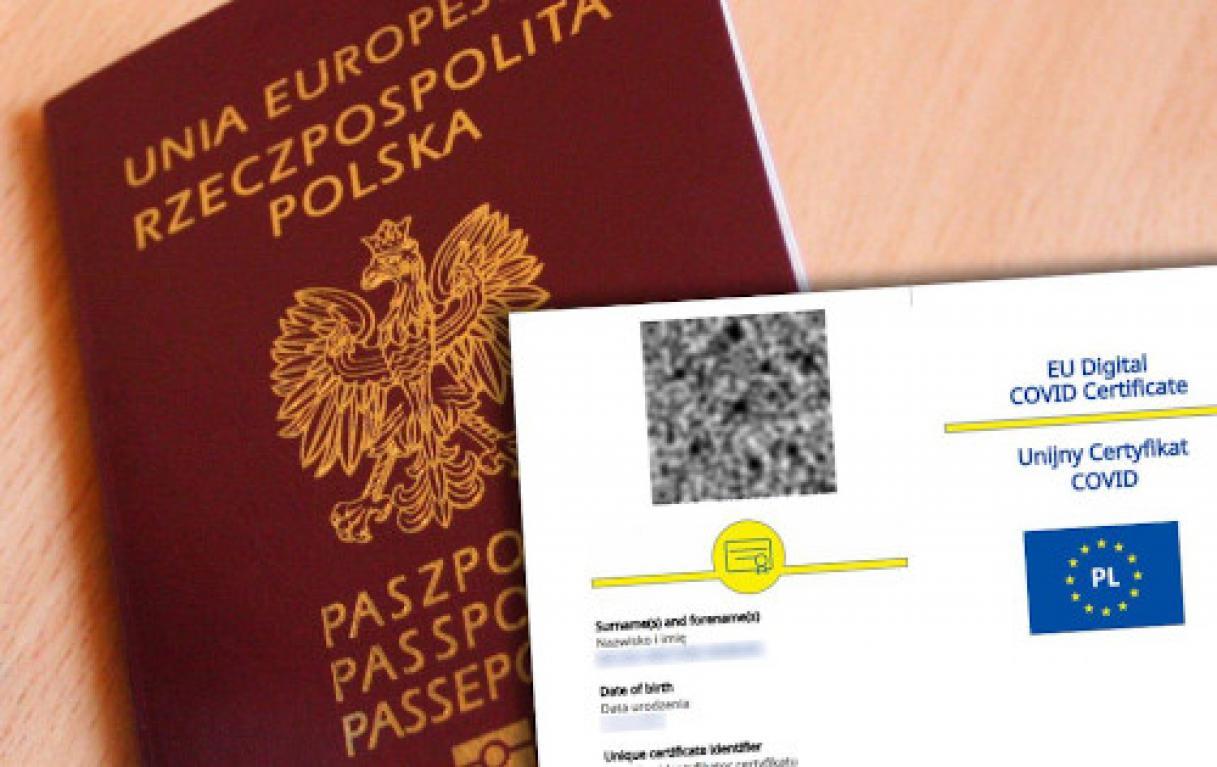 Negatywny Test Covid, Unijny Certyfikat Covid